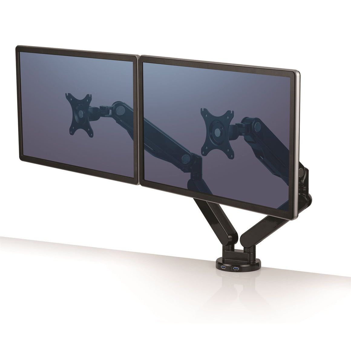 Fellowes Platinum Dual Monitor Arm
