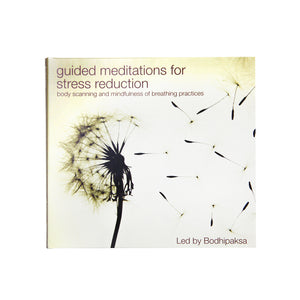 Guided Meditation for Stress Reduction
