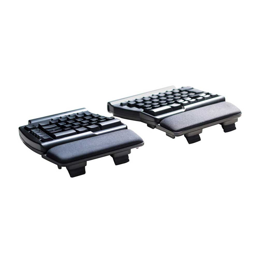 Matias Ergo Pro Keyboard for Mac, USB mechanical-switch split-keyboard