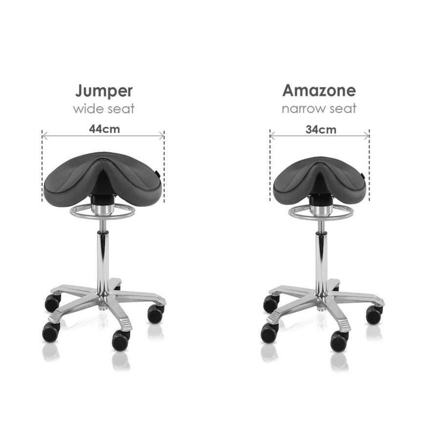 Score Amazone Balance Saddle Chair (Narrow Seat)