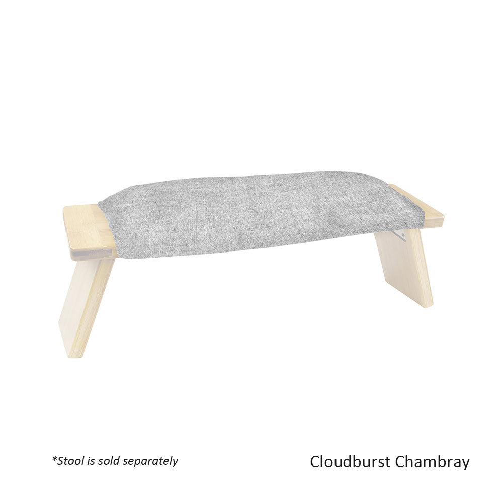 Padding only for Meditation Stool - Chambray