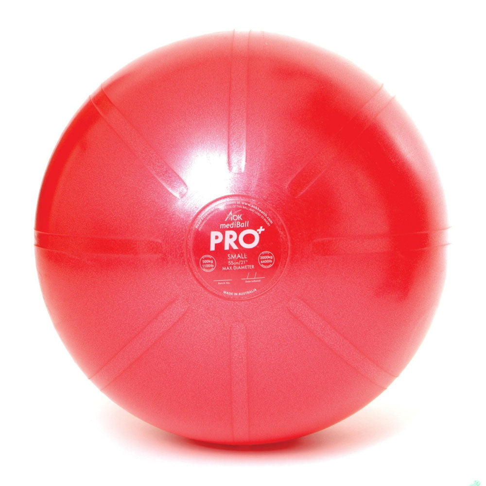 MediBall Pro - Fit Ball Swiss Ball 75 cm