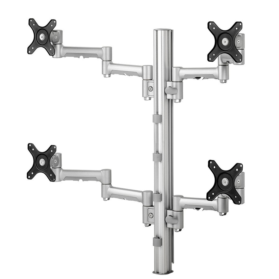 Systema AWMS-4-4675-H-S Quad Monitor Arm