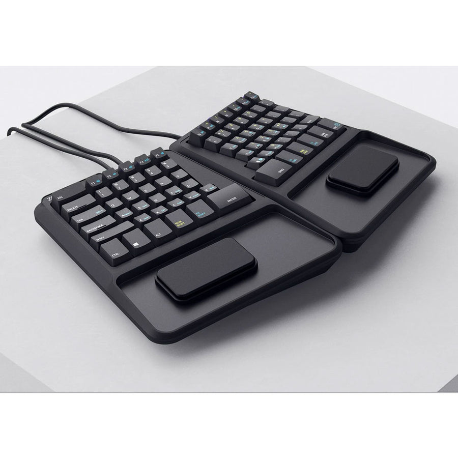 Zergotech Freedom Ergonomic Mechanical Keyboard
