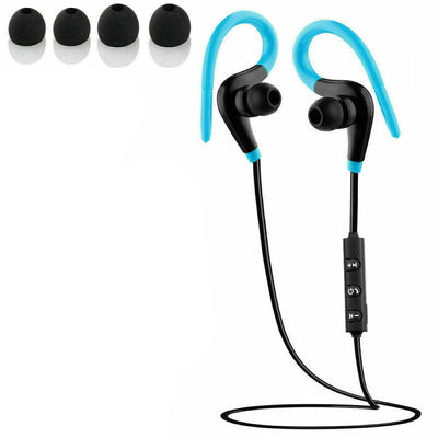 Sweatproof Wireless Bluetooth Sports Earphones