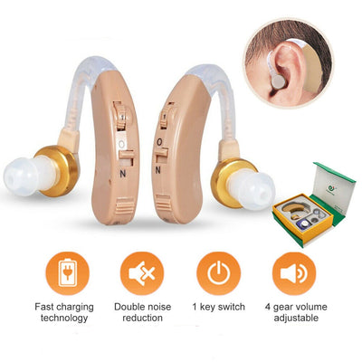 2x Digital Hearing Aids