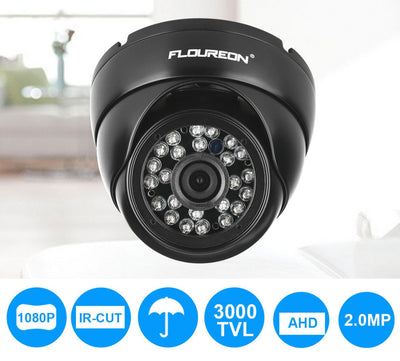 Full HD Dome Outdoor Security Camera