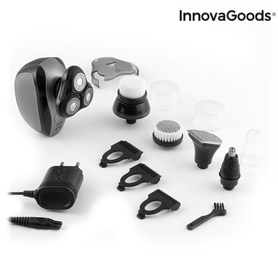 5 IN 1 Rechargeable Multi-Function Electric Shaver