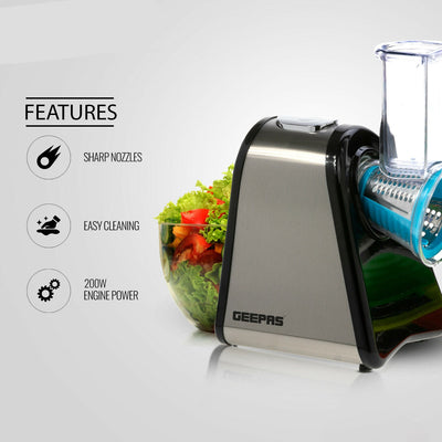 GP Electric Vegetable Slicer Salad Maker