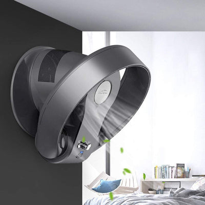 Bladeless Wall-Mounted Fan Air Conditioning