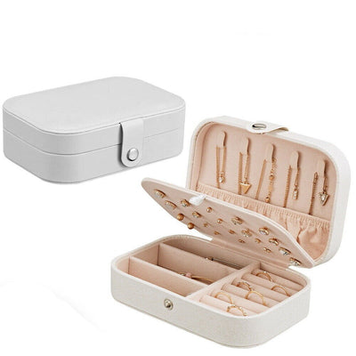 LUX Portable Travel Jewellery Box