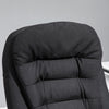 Ergonomic Executive Style Black Office Chair