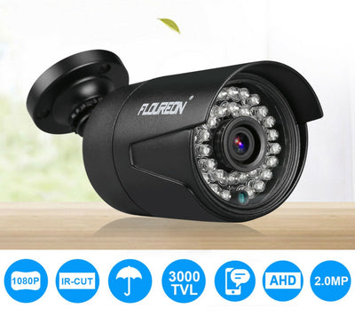Full HD Bullet Outdoor Security Camera