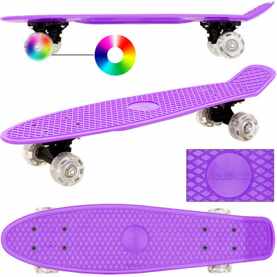 XP Longboard LED Skateboard