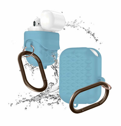 Silicone Cover Waterproof Airpods Case