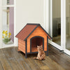 HL Wooden Kennel Dog House