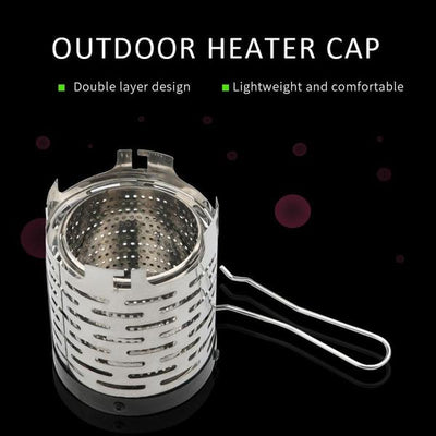 Stay Warm Camping Heater
