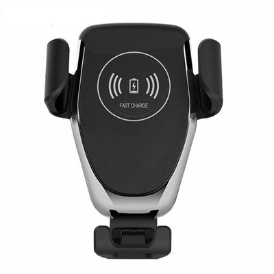 QI Wireless Charging Car Phone Holder