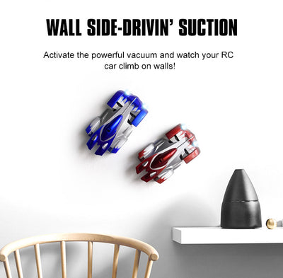 Wall Climbing RC Racing Car
