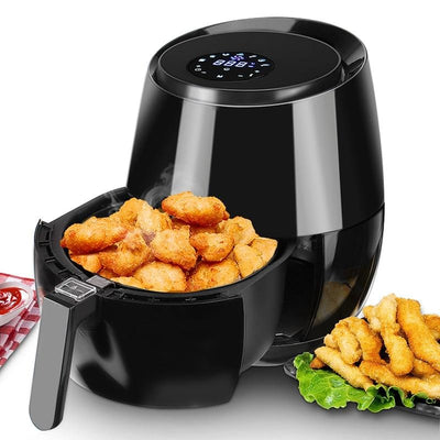 5.2L LCD Display Air Fryer