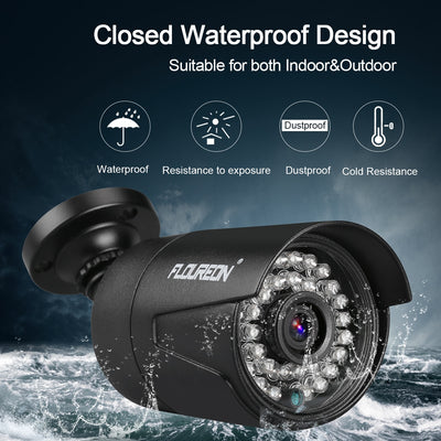 Outdoor Waterproof CCTV Camera