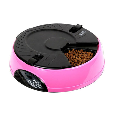 6 Meal Automatic Cat Feeder
