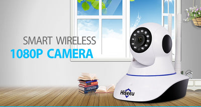 Home Security 720P/1080P Surveillance Wireless Camera