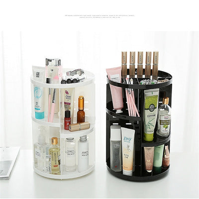 Rotating Makeup Organiser