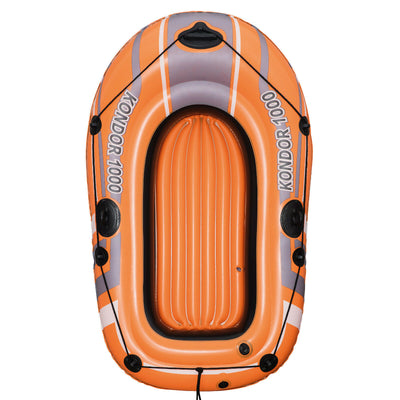 KDR Inflatable Fishing Boat
