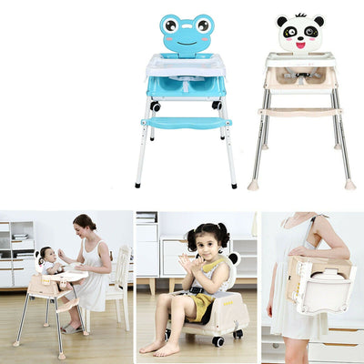 5 in 1 Portable Baby High Chair