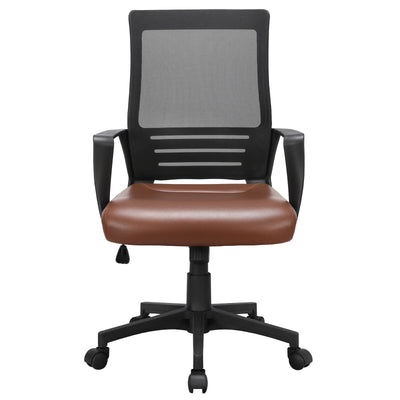 Premium Leather swivel chair
