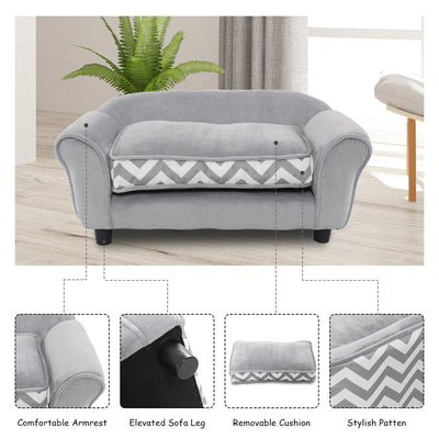 Lux Pet Sofa Couch