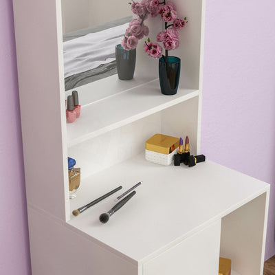 Sofia White Dressing Table