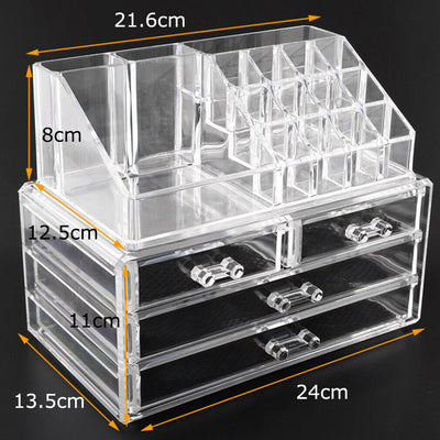 Self-beauty Make up Organiser with Drawers