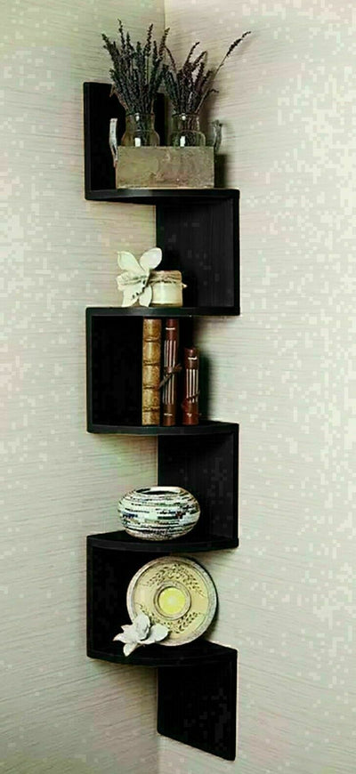 5 Tier Floating Shelf