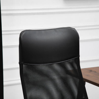 High Back Executive Office Chair with Footrest