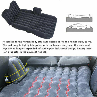 Universal Inflatable Car Bed