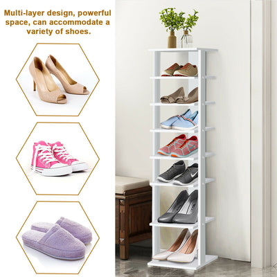 7-Tier Freestanding Shoe Rack