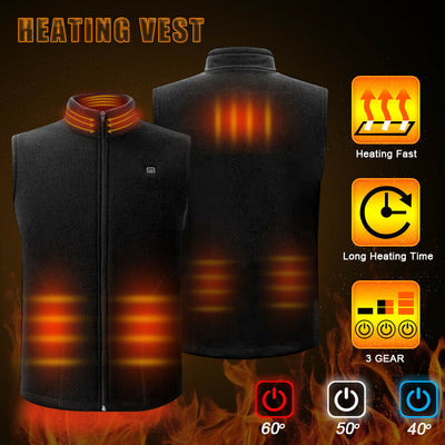 Electric Heated Body Warmer