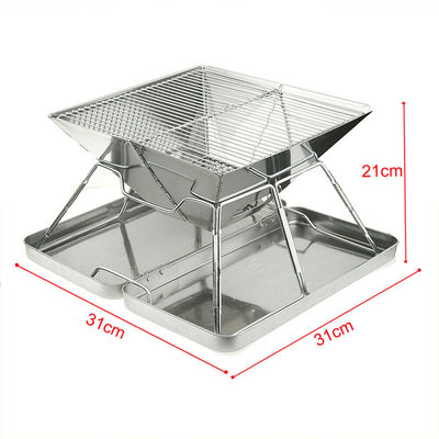 Portable BBQ Barbecue Grill