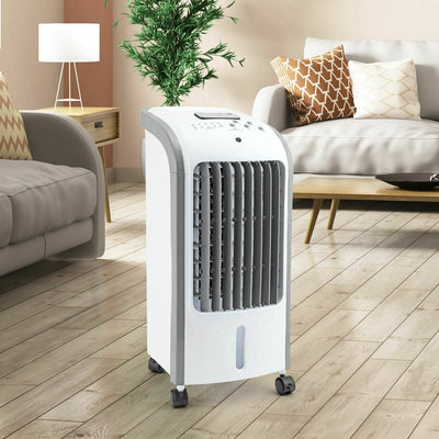 Portable Air Conditioner Cooler Fan With Remote Control