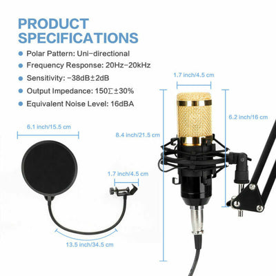 USB Streaming Microphone