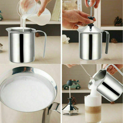 Manual Handheld Milk Frother