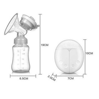 Dual Automatic Electric Breast Pump