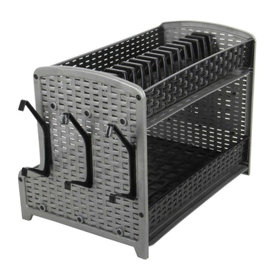 Galaxy 2 Tier Large Dish Drainer