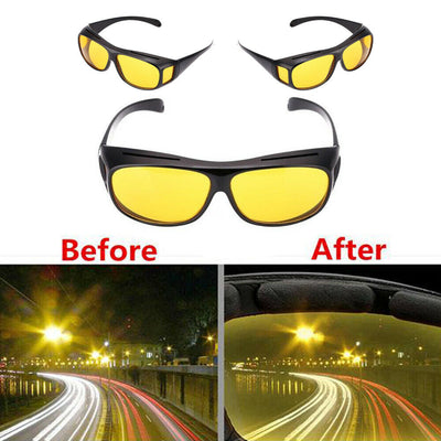 Anti Glare Night Driving Glasses