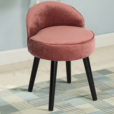 Velvet Dressing Table Chair
