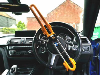Heavy Duty Car Steering Wheel Lock