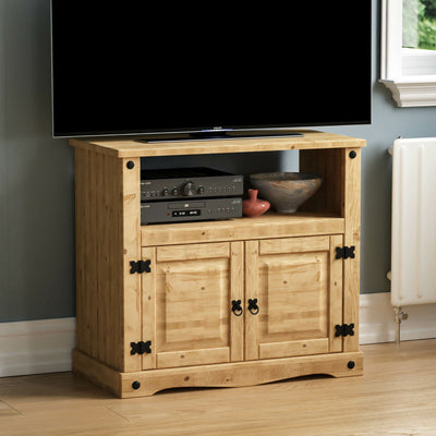 CRN Wooden Cabinet TV Unit