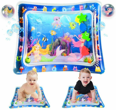 Large Inflatable Water Play Mat
